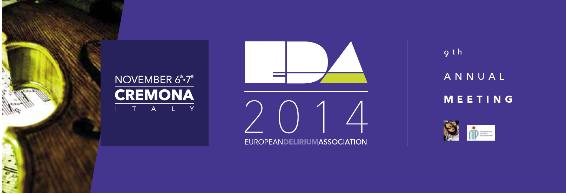 9th Annual Meeting of the European Delirium Association